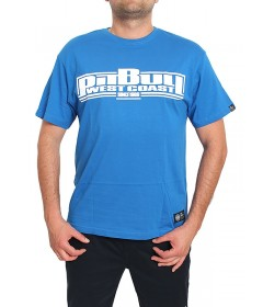 Pitbull West Coast T-shirt Classic Boxing Blue