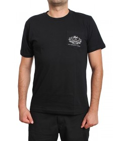 Koka T-shirt ATW Laurel Black