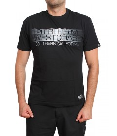 Pitbull West Coast T-shirt Stainless Black
