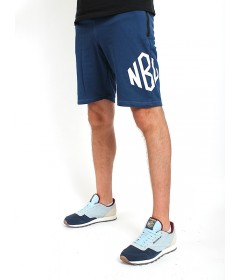 New Bad Line Shorts Side Navy