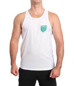 Prosto Tank Top Klasyk Thews White