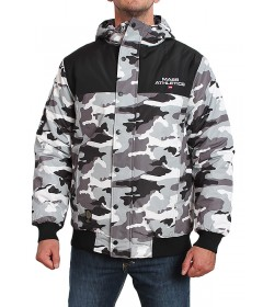 Mass Denim Jacket Republic Winter Camo