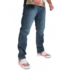 Mass Denim Base Jeans Regular Fit Blue