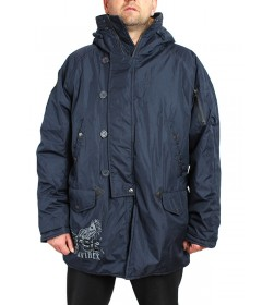 Avirex Hard Winter Jacket Navy