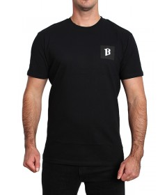 Bor T-shirt Square Black