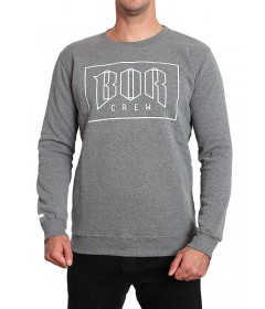 Bor Crewneck Bornew CR Gray