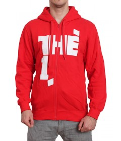 The One Bluza Klasyk Logo Big Red