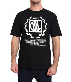 Diil Gang T-shirt Laur DTS888 Black