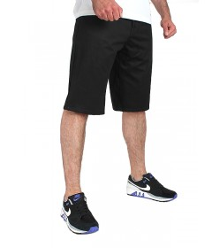 Moro Sport Shorts Chino Black