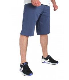 Moro Sport Shorts Chino Blue