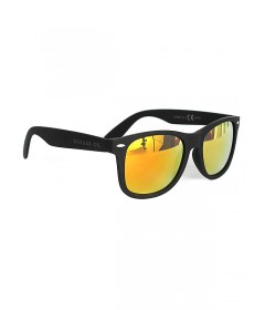 New Bad Line Okulary Classic Red Yellow Mirror