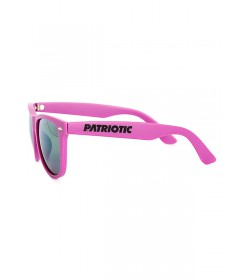 Patriotic Glasses Classic Purple High