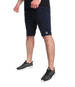 Elade Jogger Shorts Navy Blue Pants