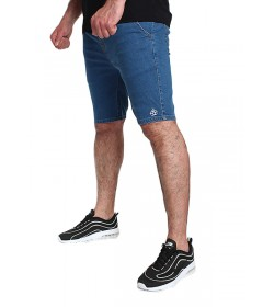 Elade Jogger Shorts Light Blue Denim