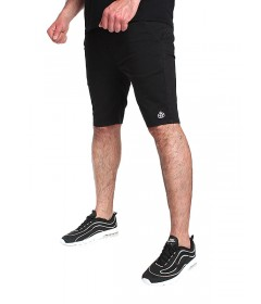 Elade Jogger Shorts Black Pants