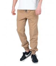 New Bad Line Pants Chino Jogger Icon Camel